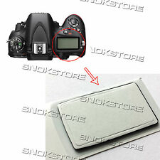 TOP DISPLAY LCD GLASS FOR NIKON D700 ACRYLIC VETRINO SUPERIORE repair PARTS DSLR