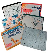 Personalised tablemat placemat add photographs childs drawing artwork logos etc