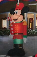 RARE NEW GIANT 14.5 FT TALL DISNEY MICKEY MOUSE TOY SOLDIER INFLATABLE GEMMY