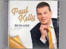PAUL KELLY - SO IN LOVE - CD - Free Post UK