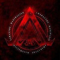 AMARANTHE - MAXIMALISM   CD NEU