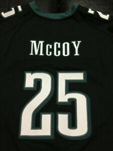 LeSean McCoy #25 Philadelphia Eagles Nike On Field Throwback Jersey Men XXL NWT