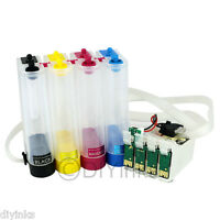 Empty Continuous Ink Supply System for Epson Expression XP-200 XP-300 XP-310 CIS