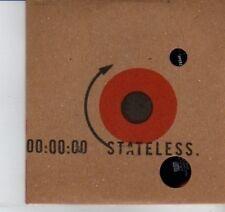 (DI834) Stateless, Down Here - 2004 DJ CD