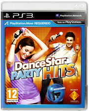 Dance star party hits ~ PS3 (brand new game)