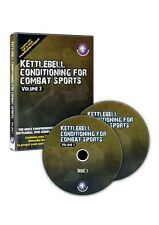 Kettlebell conditioning for combat sports DVD - Volume III by Guy Noble at RKPS