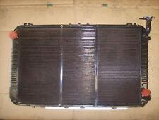 Radiator Nissan Patrol GQ Petrol Y60 88-97 Manual TB42 4.2L RB30 3L Copper Adrad
