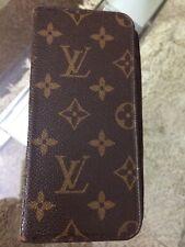 Authentic Louise Vuitton apple i phon 7 plus phon case used