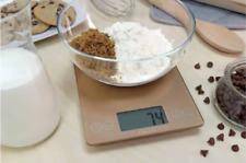 New listing Escali Arti Glass Digitial Kitchen Scale 15Lb/7Kg Liquid & Solid Tare