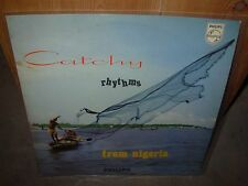 NIGERIA catchy rhythms ( world music ) philips 13400 holland