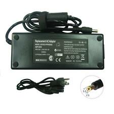 18.5v 6.5a 120W AC Adapter Power Supply Cord Cable Charger HP DV6 DV7 HDX X18