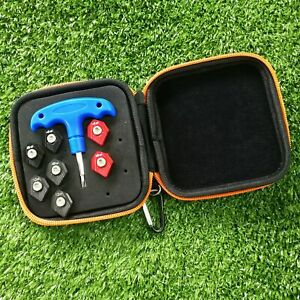 7pcs/Set Golf Weight +Wrench +Case for Cobra King SZ Speedzone Driver