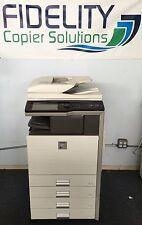 Sharp MX-3100N Color Multifunction Duplex Copier Network Printer Scan Fax 31 ppm
