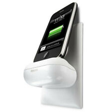 Philips Wall-Mounted Charging Dock For Apple iPhone & iPod | Home Wall Charger