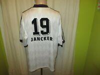FC Bayern München Adidas UEFA-CUP Sieger Trikot 1996 + Nr.19 Jancker Gr.XL