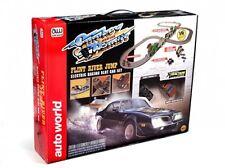 Auto World Smokey & The Bandit W/ Trans-Am & Police 16' HO Slot Car Set SRS288