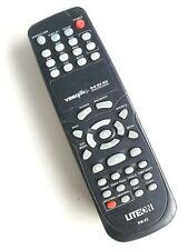 GENUINE LITEON RM-53 Remote Control Lite On RM53 RM 53 HDD DVD Recorder