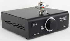 SPL Volume 2 High-End Stereo Volume Controller + Neuwertig OVP + 1.5 J. Garantie