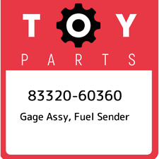 83320-60360 Toyota Gage assy, fuel sender 8332060360, New Genuine OEM Part