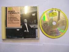 FURTWÄNGLER/BEETHOVEN/RÖHN: Violinkonzert/Coriolan - 1989 EU CD REMASTERED