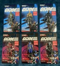 GI Joe Classified Limited Edition Mini Figures Complete Set|MOC|$1 99 Cent Lot