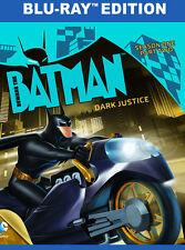 Beware The Batman: Dark Justice - Season 1 Part 2 (2014, Blu-ray New)