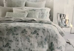HOTEL COLLECTION MEADOW KING DUVET COVER Sage Green $335