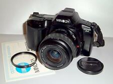 MINOLTA DYNAX 3xi (Mazzum 3xi) + zoom originale AF 35-80mm.