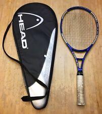 Rare Head Liquidmetal Heat Mid Plus 102 Tennis Racquet 4 5/8 (With Case)