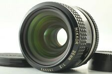 [Near Mint] Nikon Ai Nikkor 35mm f2 Wide Angle MF Lens from japan #861