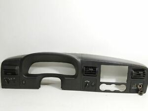 2005-2007 Ford F250 F350 Super Duty Dash Bezel Trim w/o switces F450 F550 OEM