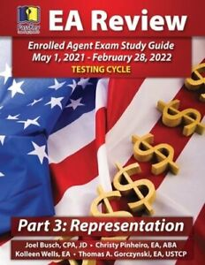 PassKey Learning Systems EA Review Part 3 Representation: Enrolled Agent Study