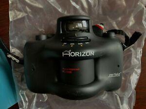 Panoramic 35mm film camera Horizon perfekt. Zenit KMZ Horizont-203. Gebraucht