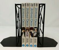 Juvenile Orion Aquarian Age Manga Lot Volume 1-3-4-5 Sakurako Gokurakuin English