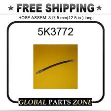 5K3772 - HOSE ASSEM. 317.5 mm(12.5 in.) long  for Caterpillar (CAT)