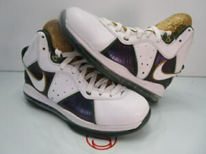 2010 Nike Lebron 8 SVSM HOME PE SAMPLE 9