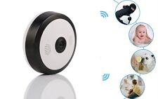 Visión nocturna del sensor de movimiento de la cámara de seguridad Wi-Fi y Talk