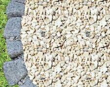 20kg Decorative Cappuccino Garden Gravel Stones Pebbles Chippings Marble
