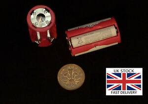 4 AAA to C size battery converter 2Pcs/1 Pair  - UK STOCK