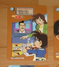 DETECTIVE CONAN PP CARDDASS CARD CARTE 22 MADE IN JAPAN 1996 MINT NEUF NEU