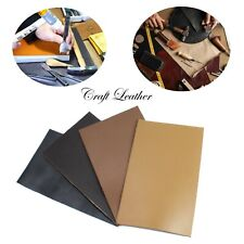 Craft Leather Sections 2.0mm Brown Black Saddle Tan Buffalo Hide |9 Sizes|