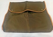 Authentic Louis Vuitton Nylon Insert for Suitcase Luggage Garment Bag MINT