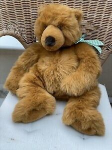 GUND Type BROWN TEDDY BEAR SOFT STUFFED ANIMAL TOY Without Tags