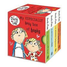 Charlie and Lola: My Especially Busy Box of Books: Little Library, Good Conditio