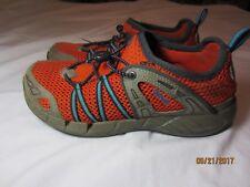 Teva Churn Sandals Water Resistant Sneaker Shoes Size 2 Orange