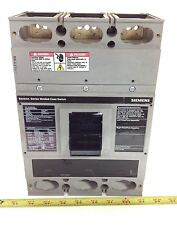 SIEMENS SENTRON SERIES MOLDED CASE SWITCH 3P 600A JXD23S400A