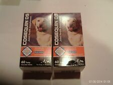 New listing Cosequin Ds Plus Msm 2x60=120 Tablets per.order. exp 12/19 Free Shipping