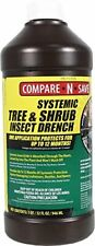 Compare-N-Save Systemic Tree and Shrub Insect Drench, 32-Ounce