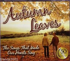 Readers Digest AUTUMN LEAVES Songs That Make Heart Sing 4CD FLOYD CRAMER 60s 70s