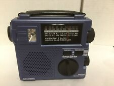 GRUNDIG -FR-200 AM/FM SW1 WORLD BAND RECEIVER